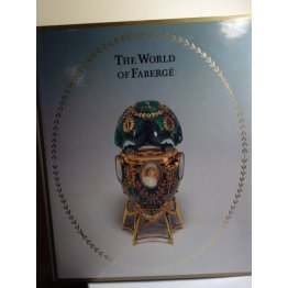 The World of Faberge Hardcover – 2000