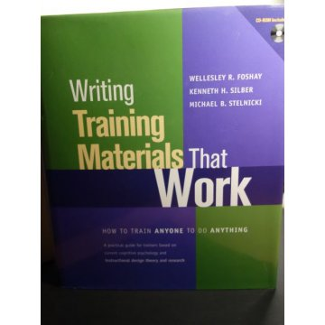 Writing Training Materials That Work