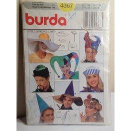 Burda Sewing Pattern 4367