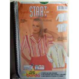 BURDA Sewing Pattern 3212
