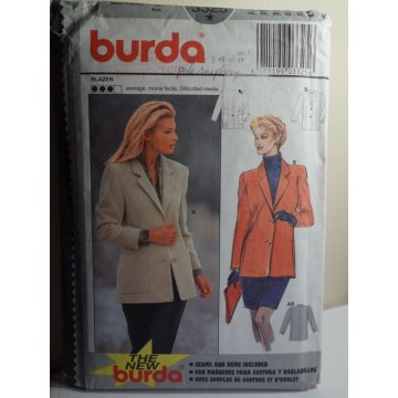BURDA Sewing Pattern 3325