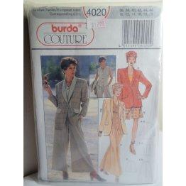 BURDA Sewing Pattern 4020