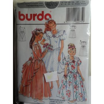 Burda Sewing Pattern 4075