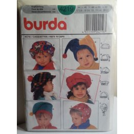 BURDA Sewing Pattern 4219