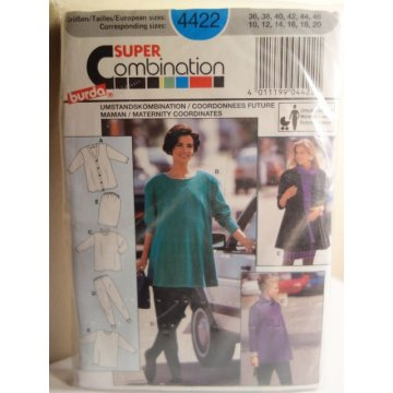 BURDA Sewing Pattern 4422