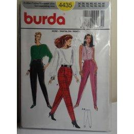 Burda Sewing Pattern 4435