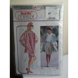 Burda Sewing Pattern 4773