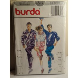 BURDA Sewing Pattern 4847