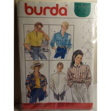 BURDA Sewing Pattern 5178