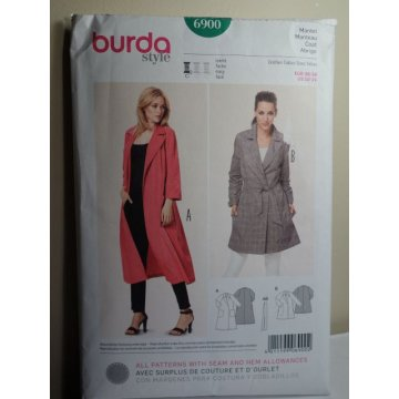 Burda Sewing Pattern 6900