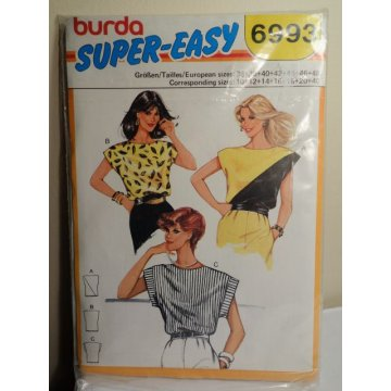 Burda Sewing Pattern 6993