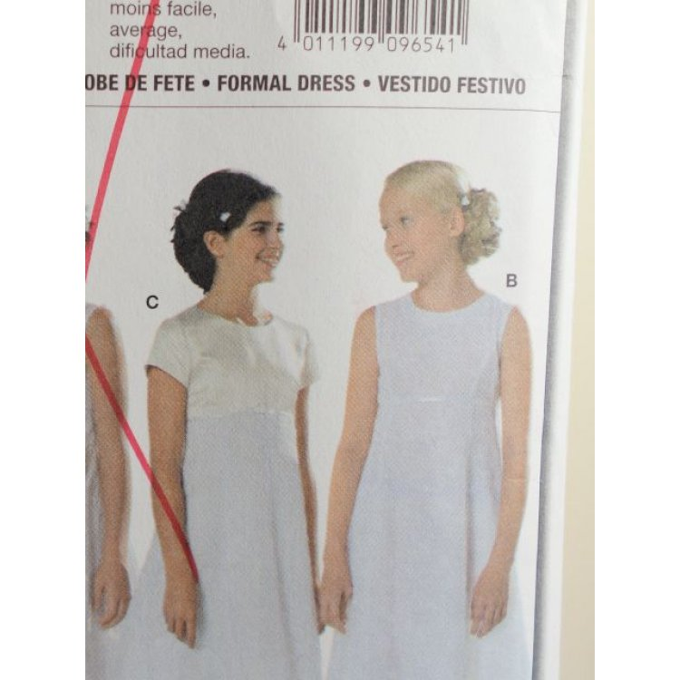 BURDA Sewing Pattern 9654