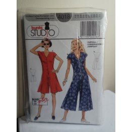 Burda Sewing Pattern 4018