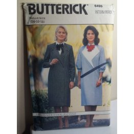 Butterick EVAN PICONE Sewing Pattern 6495