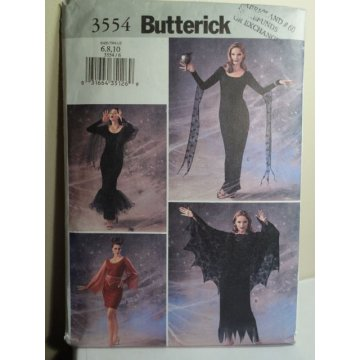 Butterick Sewing Pattern 3554