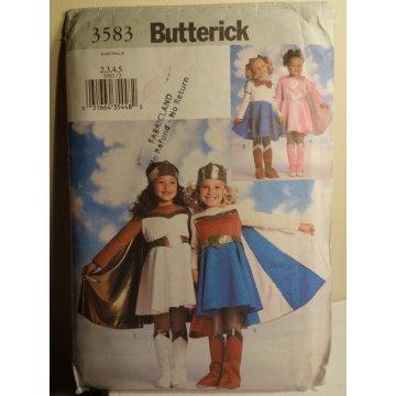 Butterick Sewing Pattern 3583