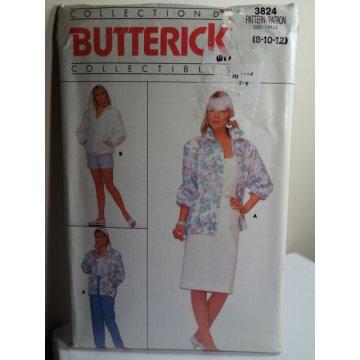 Butterick Sewing Pattern 3824