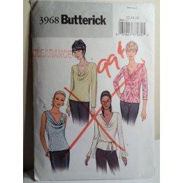 Butterick Sewing Pattern 3968