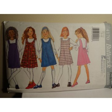 Butterick Sewing Pattern 4170