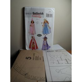 Butterick Sewing Pattern 4631