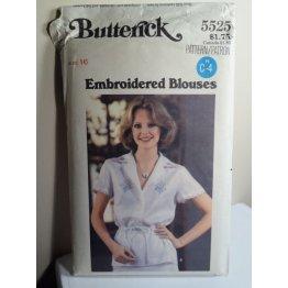Butterick Sewing Pattern 5525
