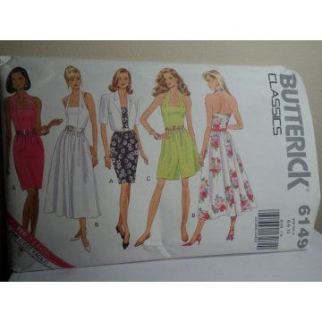 Butterick Sewing Pattern 6149