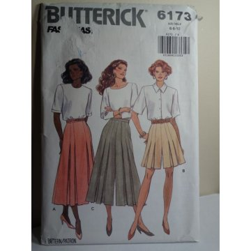 Butterick Sewing Pattern 6173