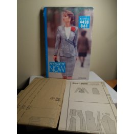 Butterick See and Sew Sewing Pattern 4428