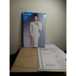Butterick See and Sew Sewing Pattern 5543