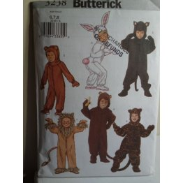 Butterick Sewing Pattern 3238