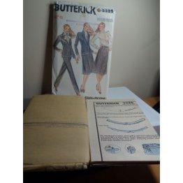 Butterick Sewing Pattern 3325