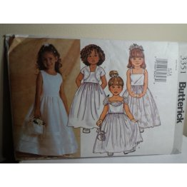 Butterick Sewing Pattern 3351