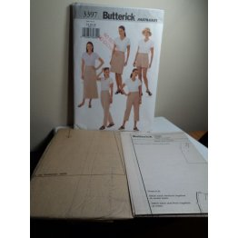 Butterick Sewing Pattern 3397
