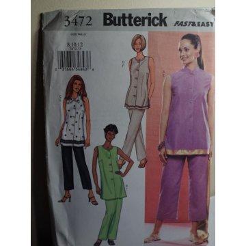 Butterick Sewing Pattern 3472