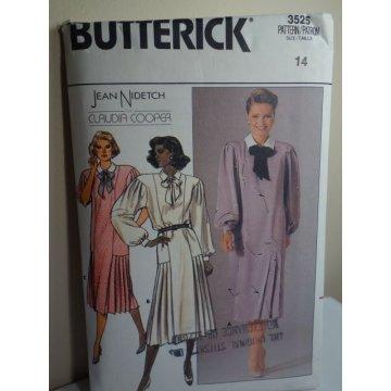 Butterick Sewing Pattern 3525