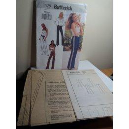 Butterick Sewing Pattern 3529