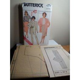 Butterick Sewing Pattern 3629