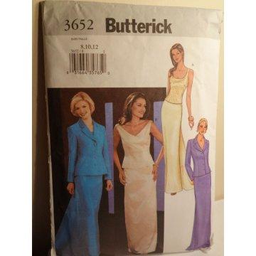 Butterick Sewing Pattern 3652