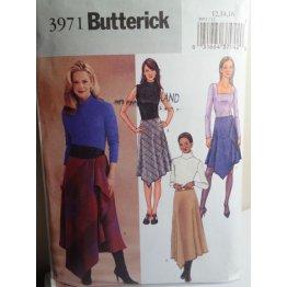 Butterick Sewing Pattern 3971
