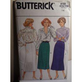 Butterick Sewing Pattern 4123