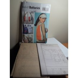 Butterick Sewing Pattern 4147