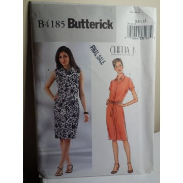Butterick Sewing Pattern 4185