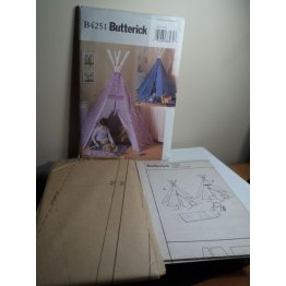 Butterick Sewing Pattern 4251