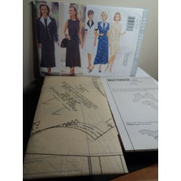 Butterick Sewing Pattern 4334