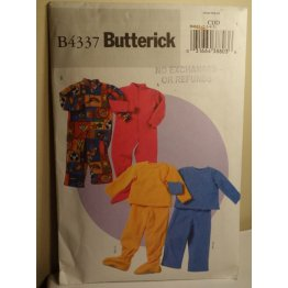 Butterick Sewing Pattern 4337