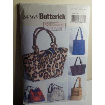 Butterick Sewing Pattern 4365