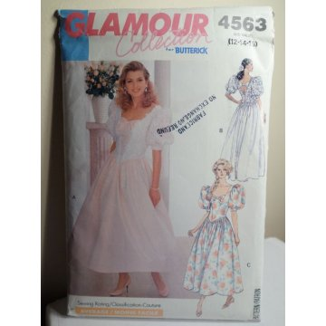 Butterick Sewing Pattern 4563