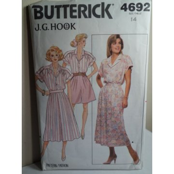Butterick Sewing Pattern 4692