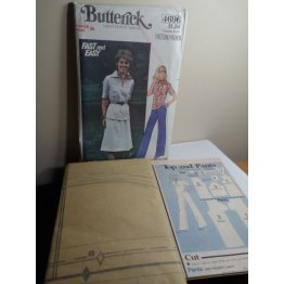 Butterick Sewing Pattern 4696