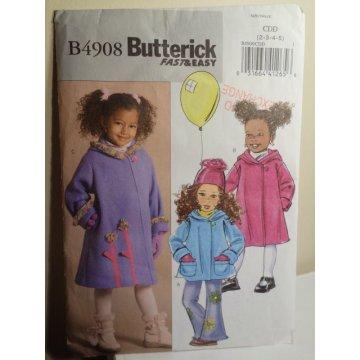 Butterick Sewing Pattern 4908